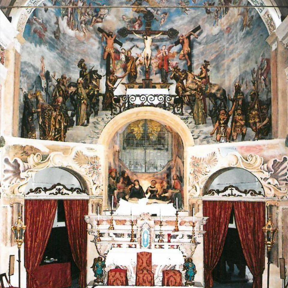 Basilica della Maddalena 1