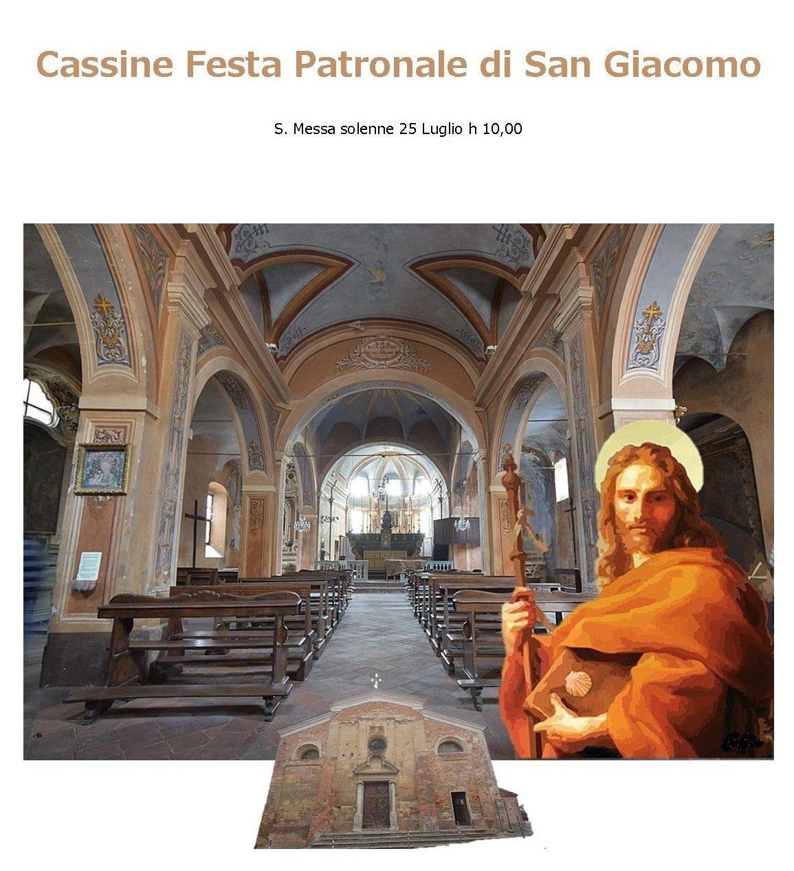 Cassine Patronale di San Giacomo