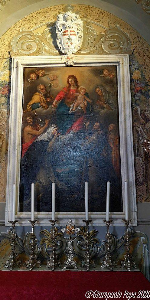 Vergine col Bambino e Santi